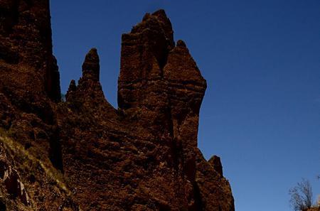 Palca Canyon Tour from La Paz
