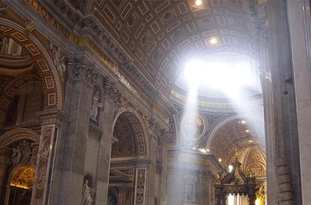 Private Early Bird Vatican and St Peter's Basilica Tour with Hotel pick-up