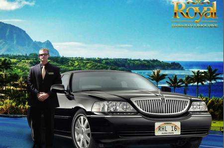 Private Sedan Service from Honolulu International Airport to Waikiki Hotels