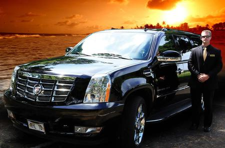 Private SUV Car Service From Honolulu Airport to Waikiki Hotels