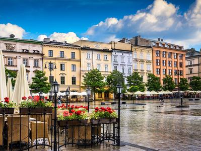 Krakow Half Day City Tour with Wawel Castle and Royal Cathedral