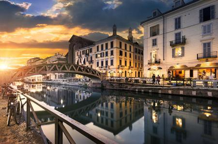 Shopping Experience: The Pictoresque Navigli Area in Milan