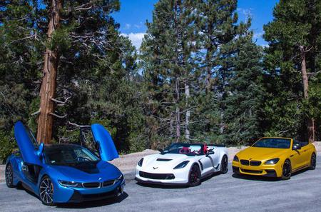 Los Angeles Exotic Drive Tour to Sequoias