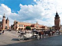 Krakow Old Town Walking Tour with Rynek Glowny and Wawel Cathedral Visit