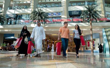 Half-Day Abu Dhabi Shopping Tour