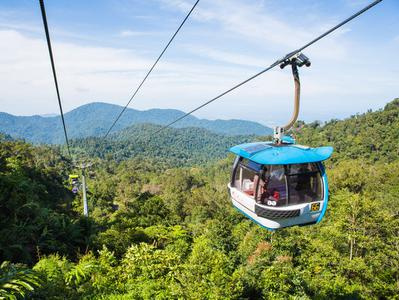 Genting Highlands Day Trip with Skyway Cable Car from Kuala Lumpur