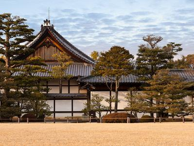 Kyoto in One Day - Nijo Castle Kinkaku-ji Imperial Palace Heian Jingu Shrine and Kiyomizu-dera