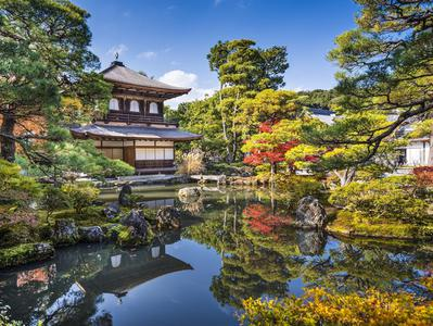 Kyoto Ginkaku-ji Temple Tour with Philosophers Walk and Tea Ceremony