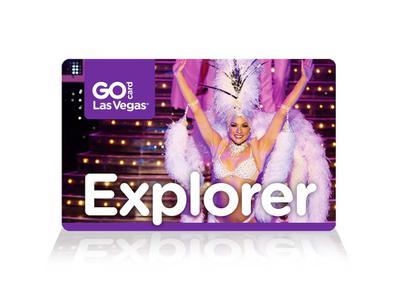 Las Vegas Explorer Pass Las Vegas Best Multi-Attraction Pass