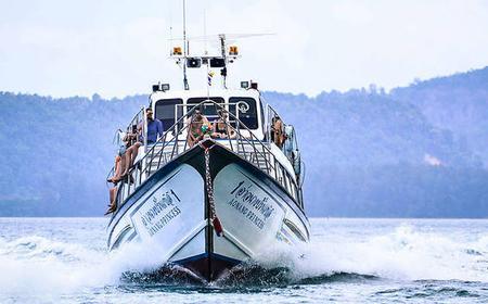 Ao Nang to Koh Lanta High Speed Ferry Transfers