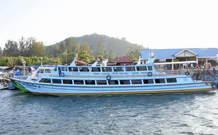 Koh Lanta to Koh Phi Phi High Speed Transfers