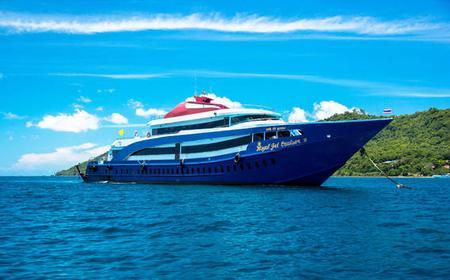 Koh Phi Phi to Krabi High Speed Transfers by Ferry
