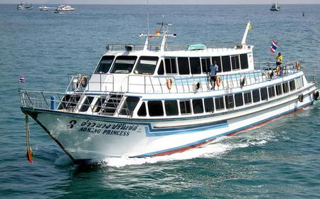 Railay Beach to Koh Phi Phi High Speed Transfers