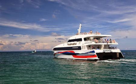 Krabi to Koh Phangan High Speed Transfers