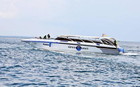 Ao Nang to Koh Yao Yai Transfer by Speedboat