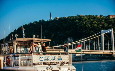 Budapest: Beer & Cruise w/ Drinks