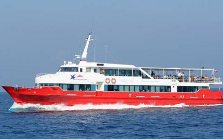 Krabi to Koh Phangan Single/Return Ferry Ticket