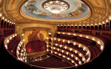 Buenos Aires Walking Tour with Colon Theater And Malba