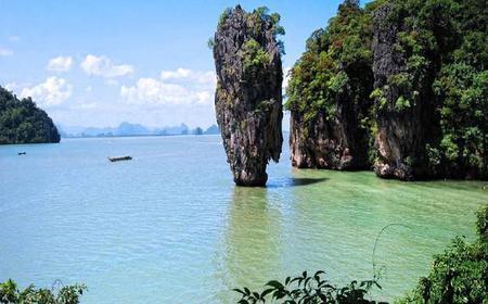 Full Day James Bond Island by Canoe & Van