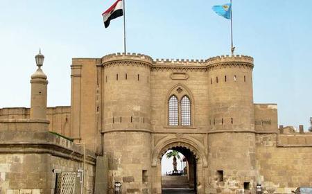 City Tour In Citadel, Alabaster Mosque & Coptic Cairo