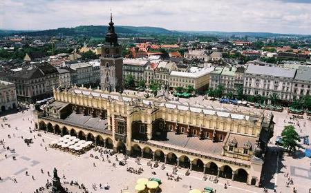 Krakow Old Town: 3-Hour Walking Tour