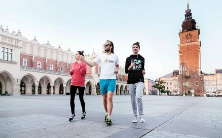 Krakow: Best of Krakow 2-Hour Private Running Tour