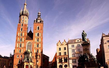 Krakow: Half-Day Walking Tour and Dessert Tasting