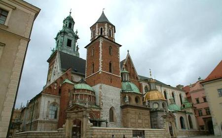 Absolute Krakow: Churches, Cathedrals, and Castle Walk