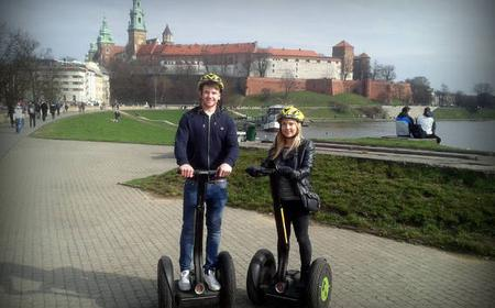 Krakow Segway 2-Hour Tour of the Old Town & Vistula River