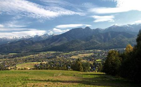 Day Trip Zakopane & Polish Tatra mountains from Krakow
