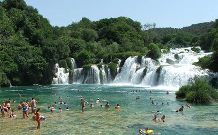 Krka Waterfalls Full-Day Tour from Split