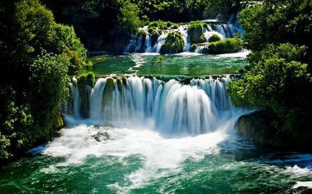 Krka Waterfalls & Sibenik Day Tour from Split or Trogir