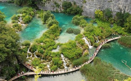 From Zadar: Krka National Park Full-Day Tour from Zadar