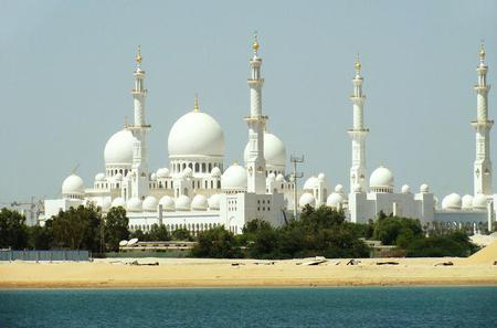 Full-Day Trip from Dubai: Abu Dhabi City