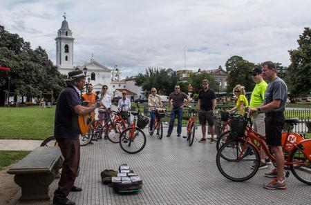 North Buenos Aires Bike Tour