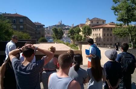 Walking Tour of Marseille's Historic Neighborhood