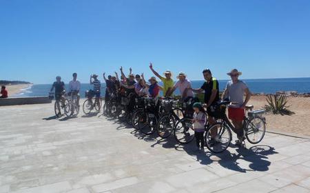 Vilamoura to Quarteira 3-Hour Guided Bike Tour