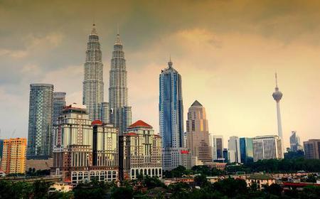 Kuala Lumpur Full-Day Sightseeing Tour with Batu Caves