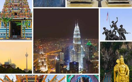 Ganztägige Stadttour Kuala Lumpur mit Batu Caves