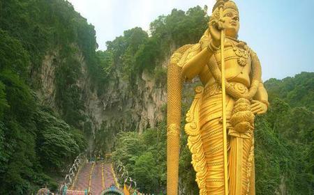 Kuala Lumpur 4-Hour Religious Harmony Tour