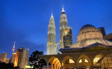 Kuala Lumpur: Ganztägige Stadtrundfahrt mit Batu Caves