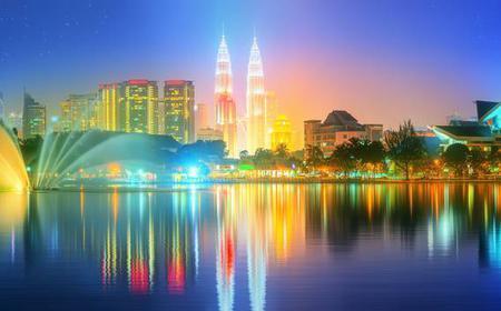 Best of Kuala Lumpur mit Petronas Towers & Batu Caves