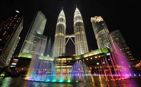 Kuala Lumpur Petronas Towers Tour and Airport Transfer
