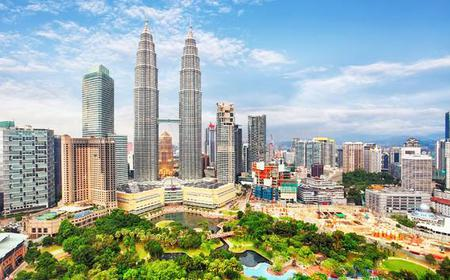 Kuala Lumpur Full-Day Tour with 2-Way Airport Transfers