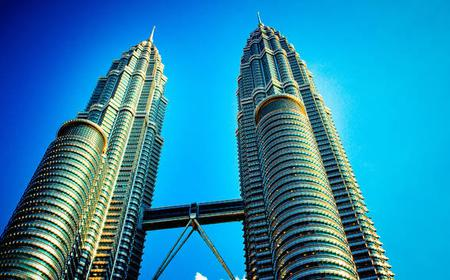 Kuala Lumpur Full-Day City Tour with Batu Caves Visit
