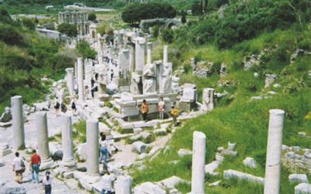 Ephesus Full-Day Tour to House of Mary, Temple of Artemis