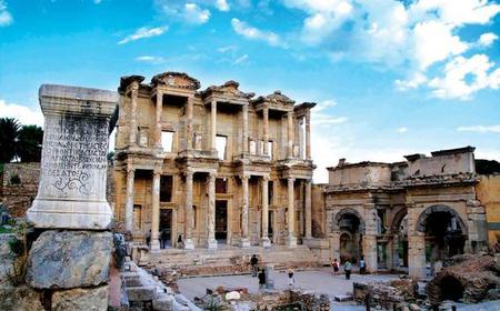 Ephesus, Virgin Mary's House, Artemis Temple Group Tour
