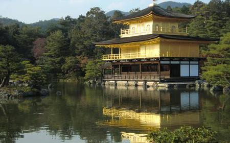 Kyoto Half-Day Tour Including the Golden Pavillion