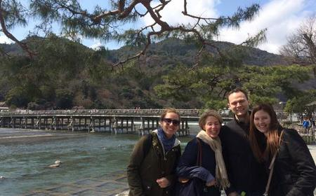 Kyoto Food & Drink Tour in Arashiyama & Sagano