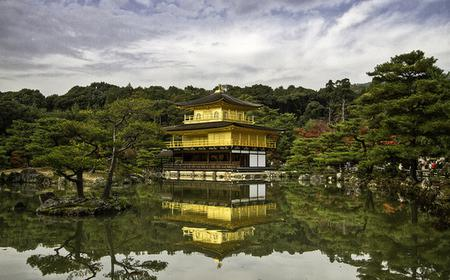 Full-Day Bus Tour: Nijo Castle, Imperial Palace & More